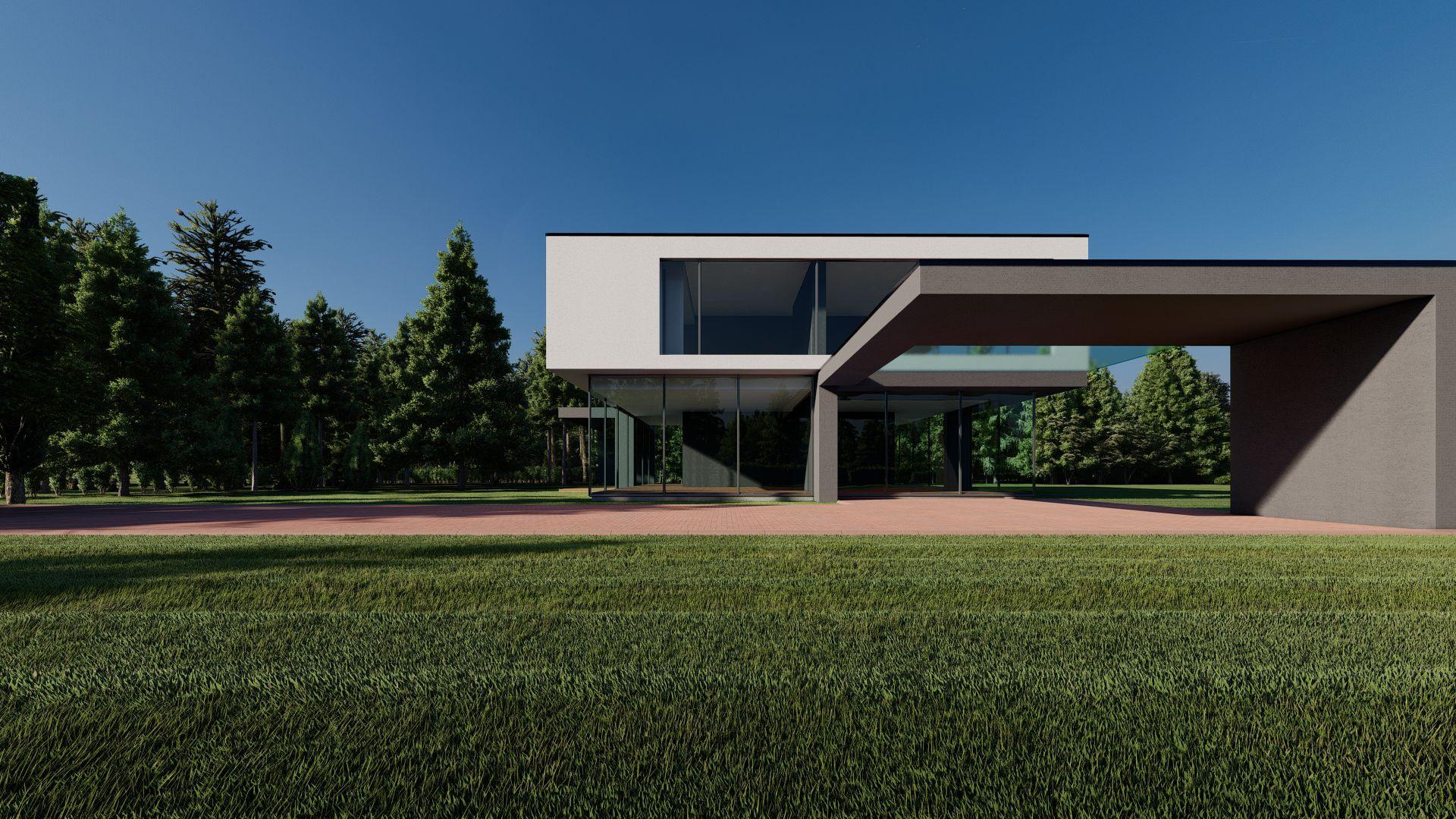arhitektuurne 3d pilt hoone visualiseerimine 55