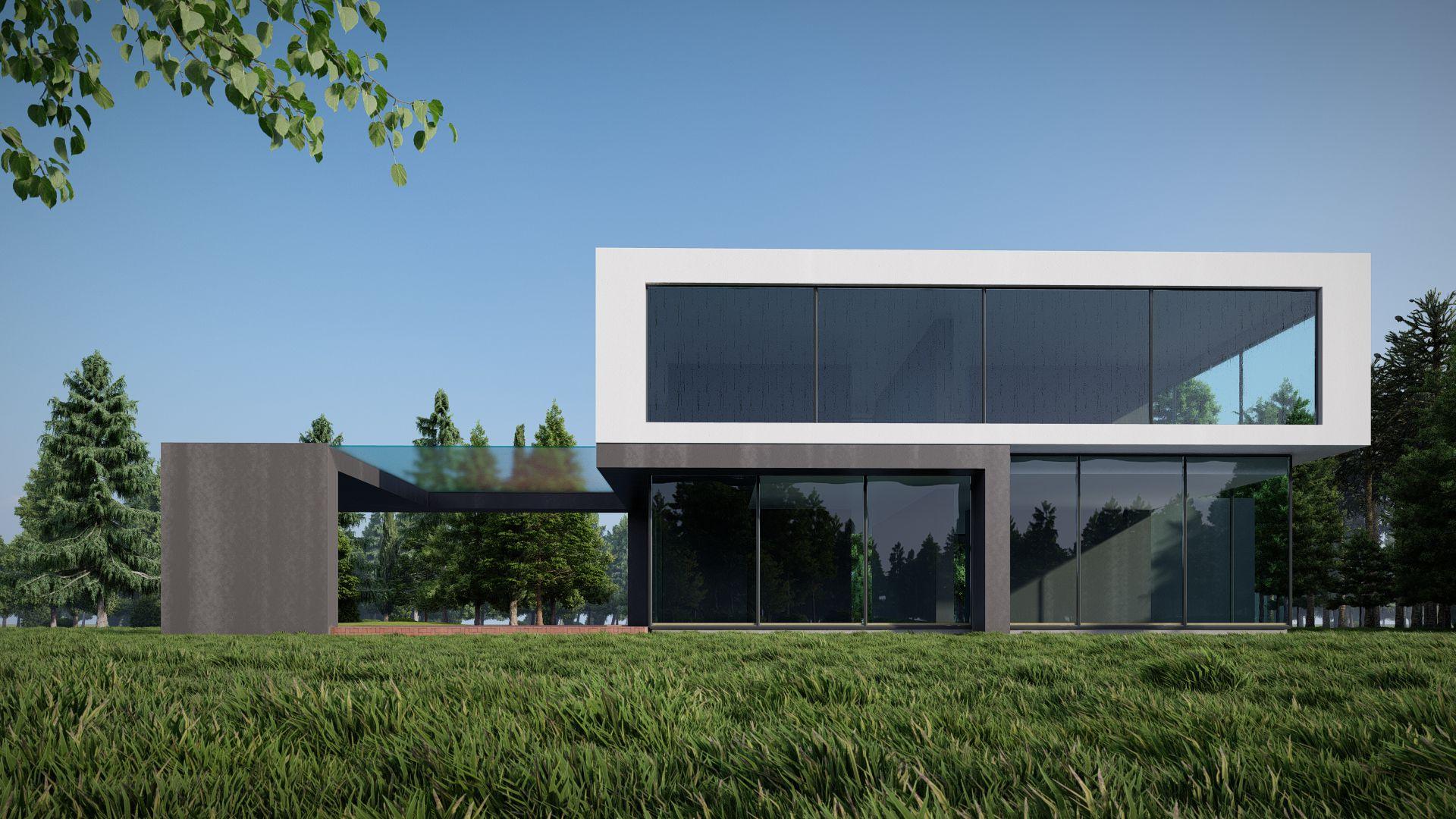 arhitektuurne 3d pilt hoone visualiseerimine 46