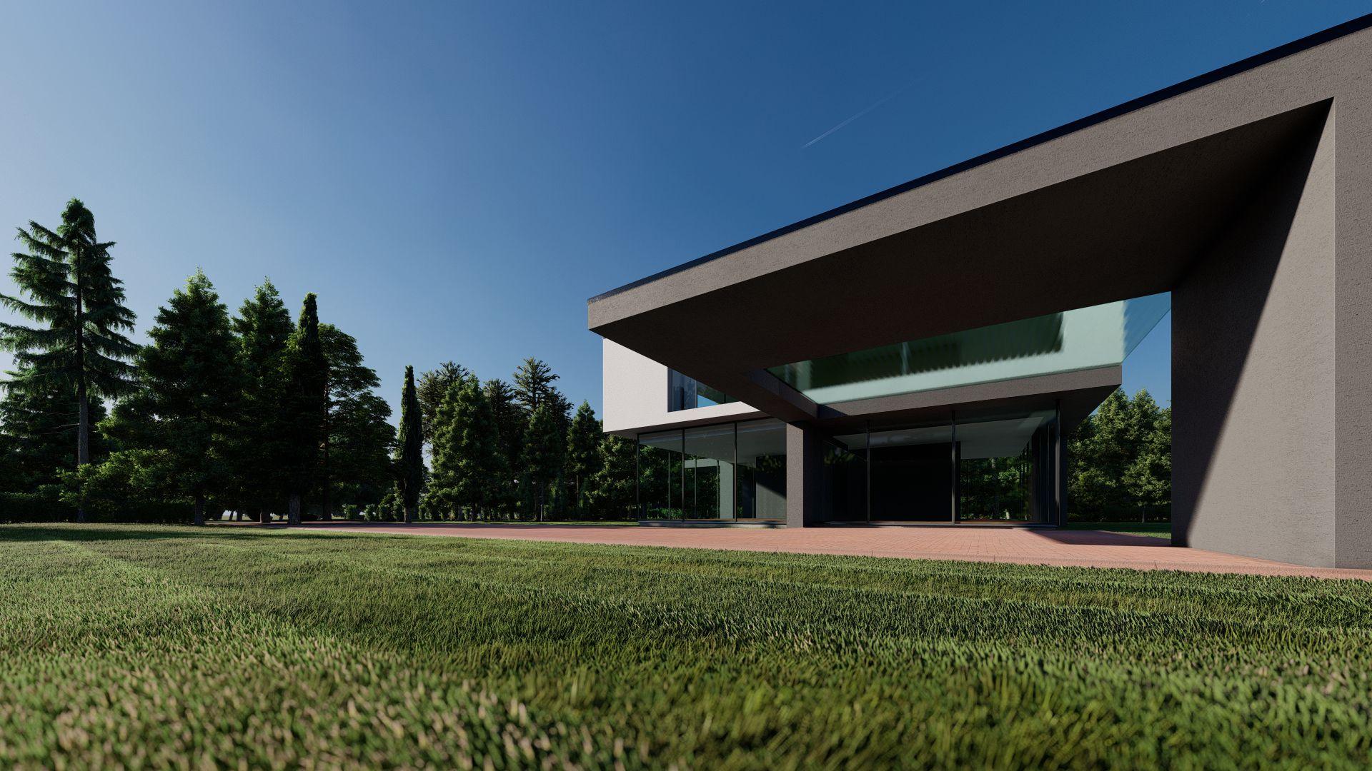 arhitektuurne 3d pilt hoone visualiseerimine 54