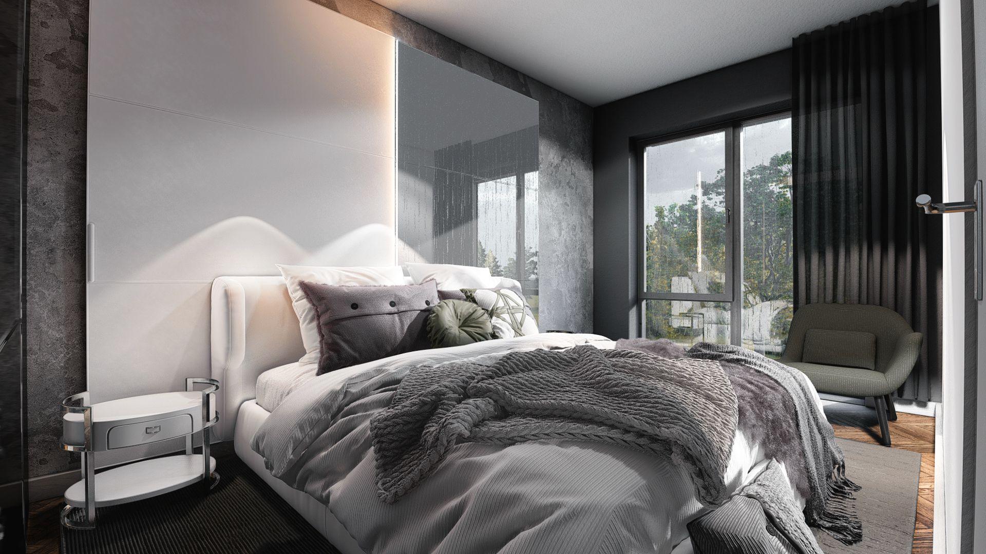 3D ruumi visualiseerimine magamistuba Tartu, Eesti