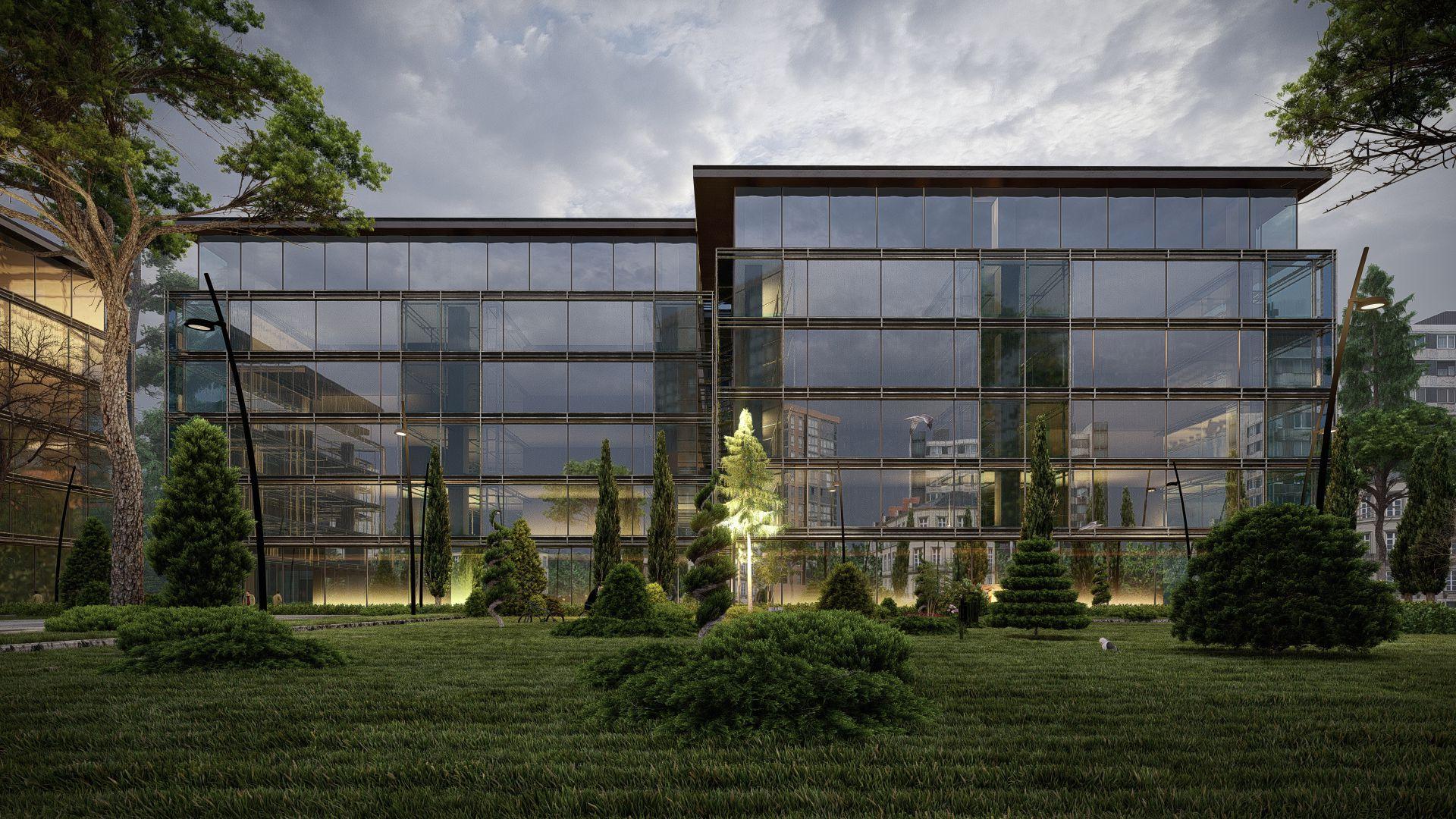 arhitektuurne 3d pilt hoone visualiseerimine 152 12 Photo