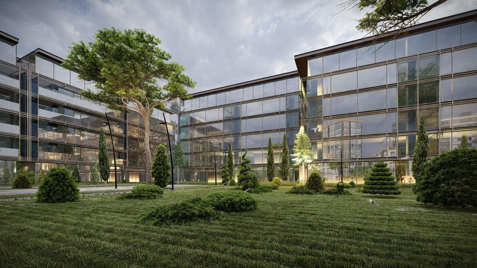 arhitektuurne 3d pilt hoone visualiseerimine 152 17