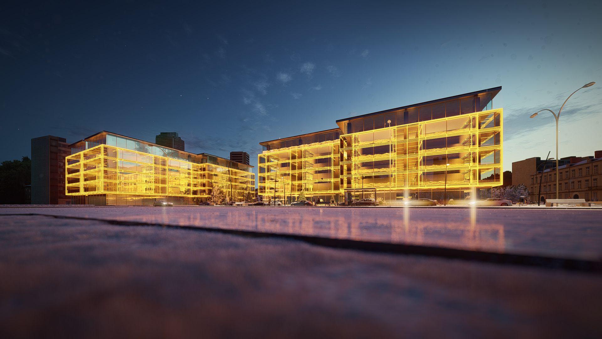 arhitektuurne 3d pilt hoone visualiseerimine 71
