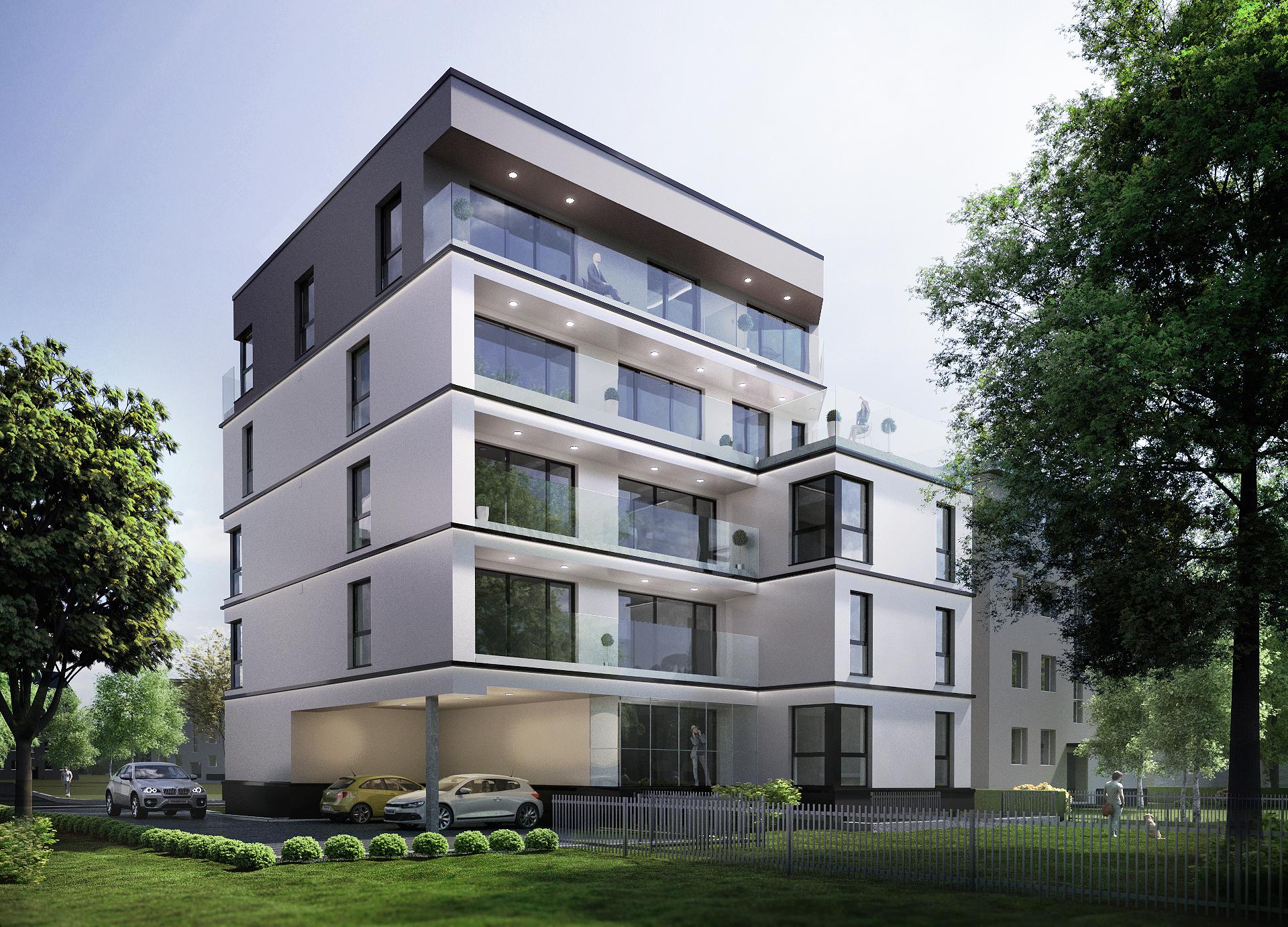 arhitektuurne 3d pilt hoone visualiseerimine 74
