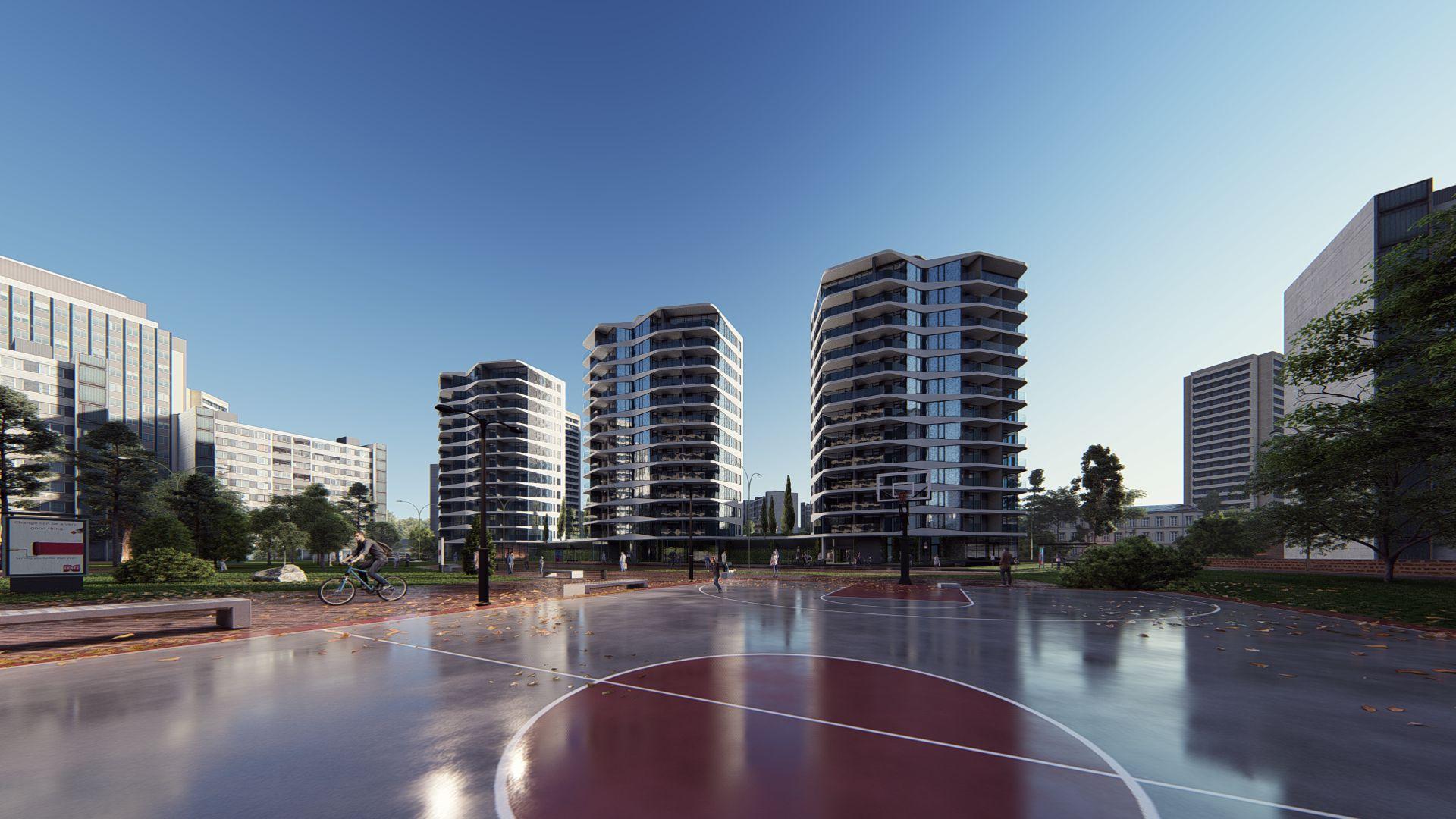 arhitektuurne 3d visualiseerimine skyline 5 1