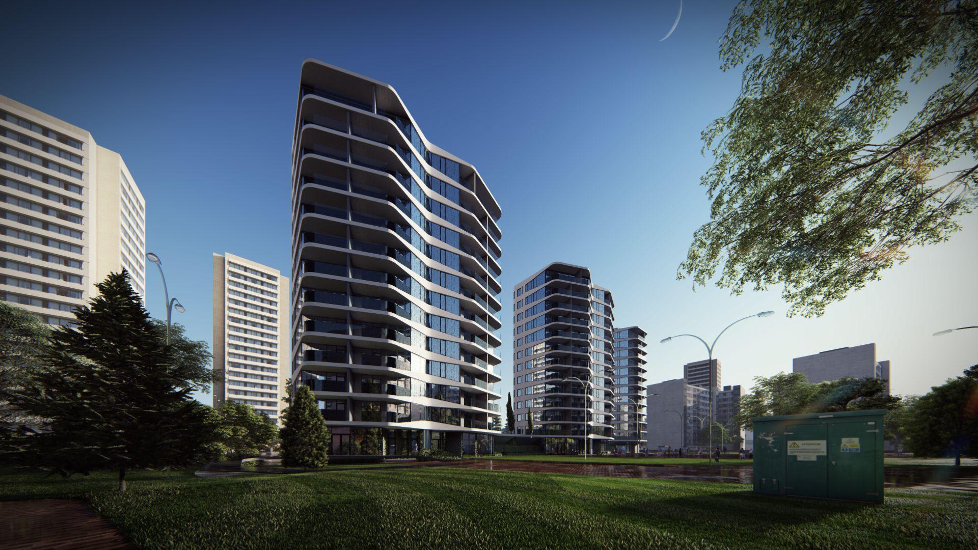 arhitektuurne 3d visualiseerimine skyline 5 3