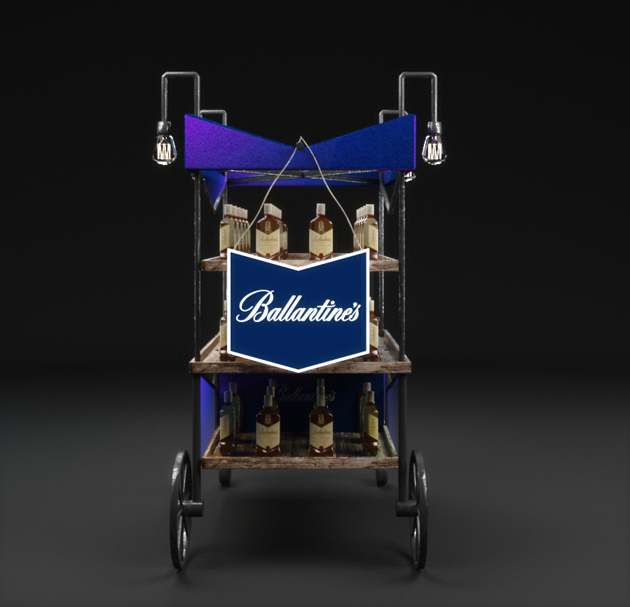 ballantines display 3d draft6