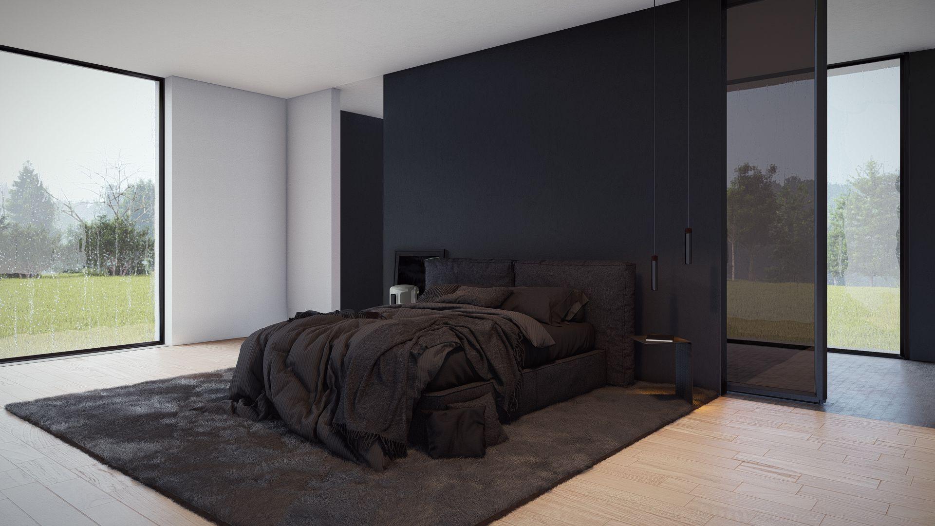bedroom interor 3d visualization 2 1