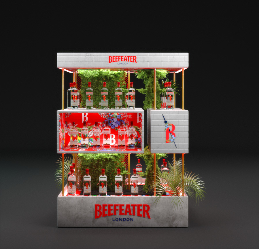 beefeater display 3d draft4
