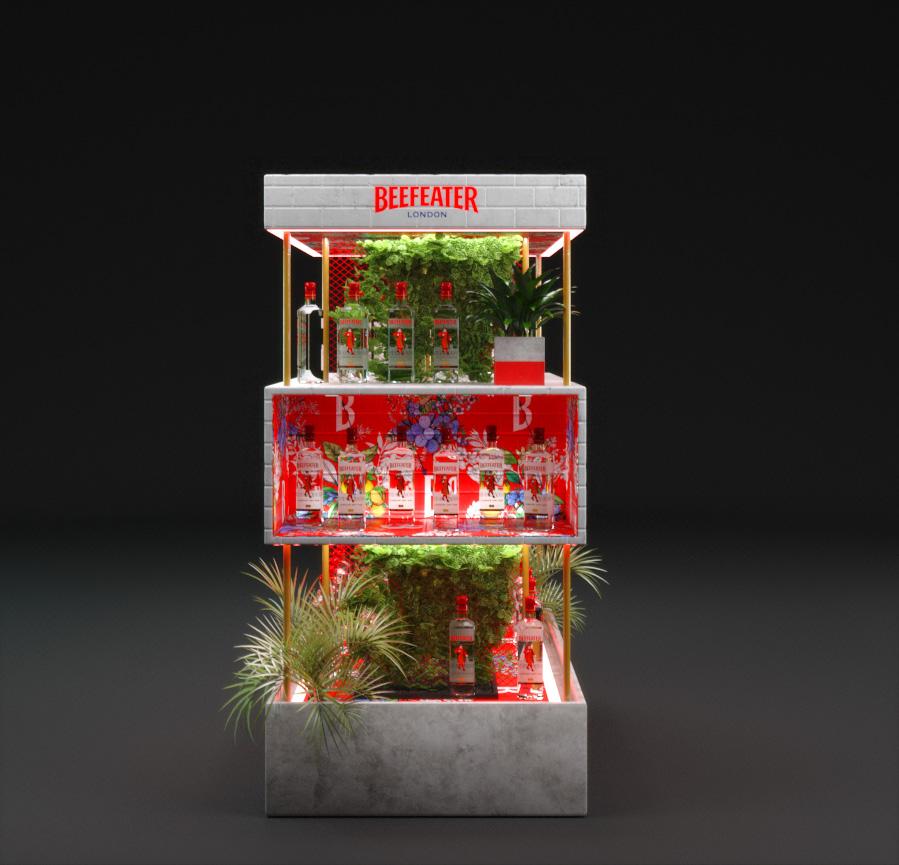 beefeater display 3d draft6