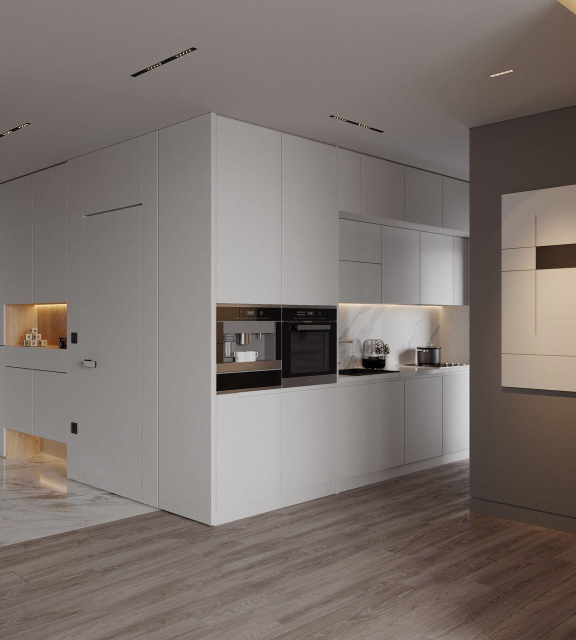 interior living room 3d visual 2