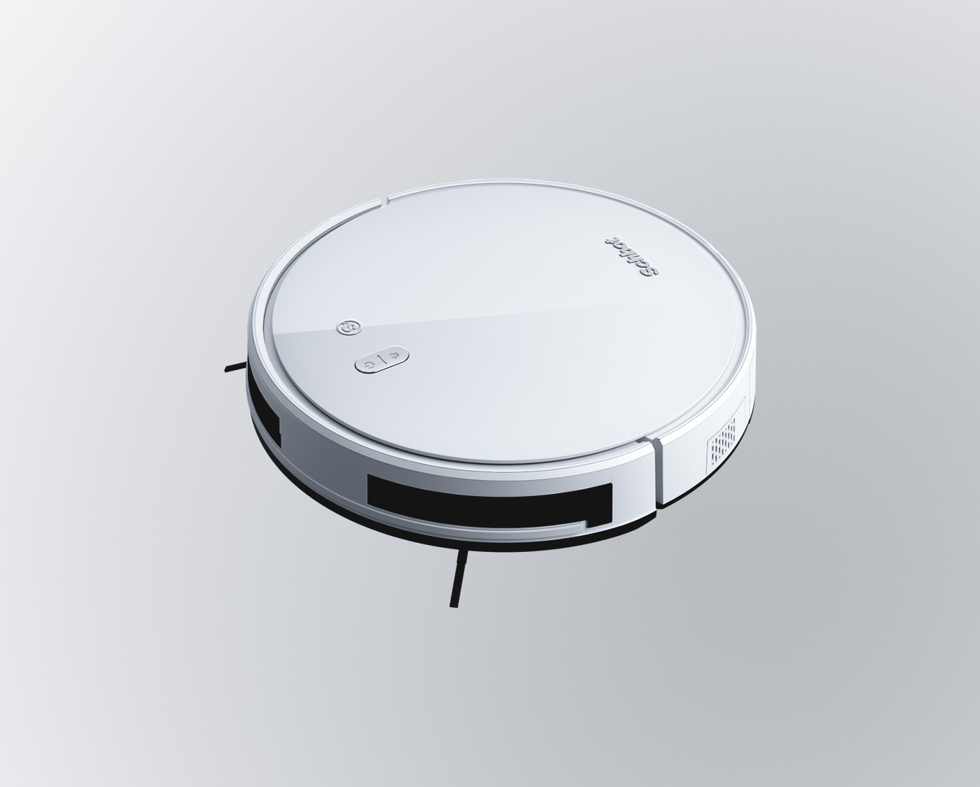 product rendering and 3d visualization schbot vacuum cleaner 12