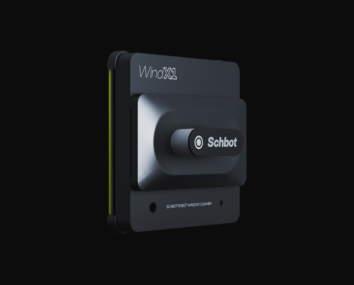 product rendering and 3d visualization schbot window cleaner 18