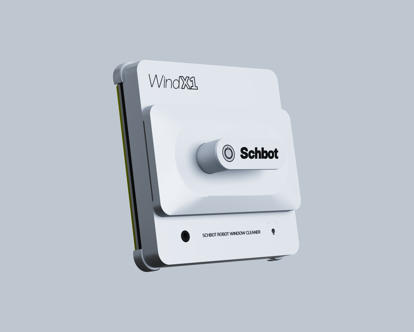 product rendering and 3d visualization schbot window cleaner 4