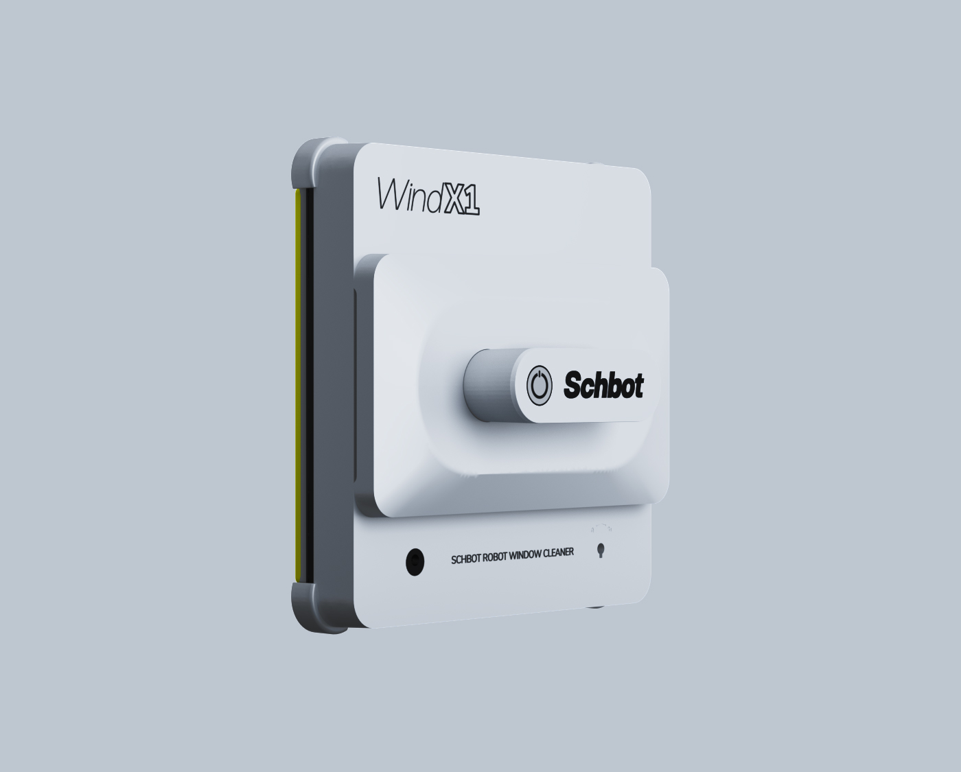 product rendering and 3d visualization schbot window cleaner 7