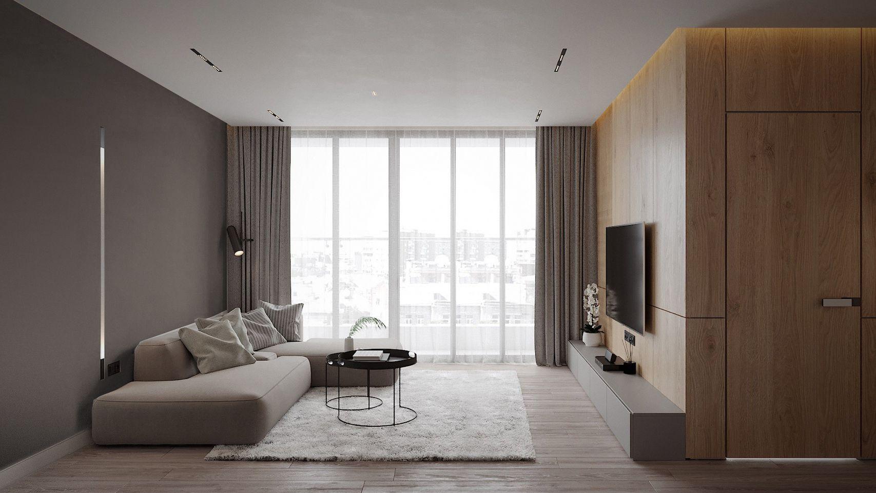 ruum elutuba naturaalne 3d visualiseerimine 1