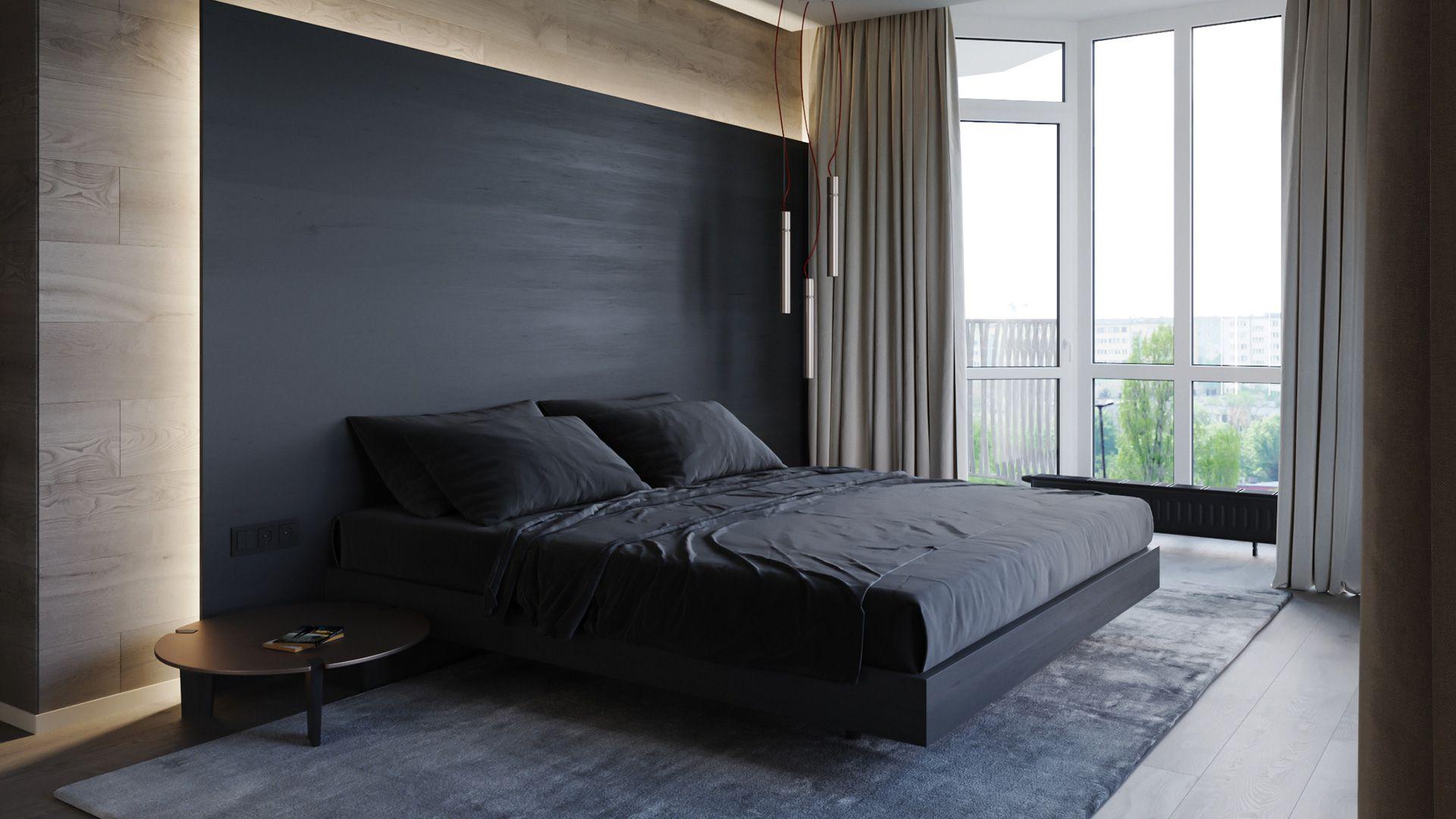 ruum magamistuba naturaalne 3d visualiseerimine 1